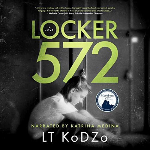 Locker 572 audiobook cover art