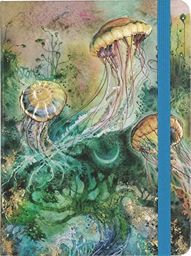 Jellyfish Journal Diary Notebook product image