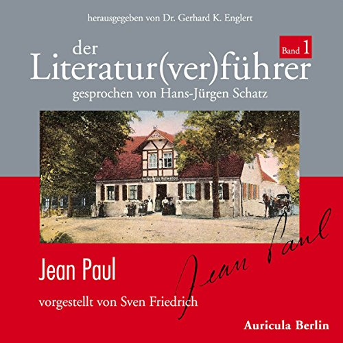 Jean Paul (Der Literaturverführer 1) audiobook cover art