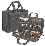C.H. Ellis 83-7008 Z140 Double Zipper Computer Field Service Bag