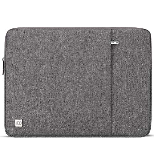 DOMISO 14 inch Waterdichte Laptophoes Laptoptas Notebooktas Computer Aktetas Draagtas voor 14