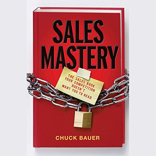 Sales Mastery cover art