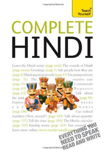 Teach Yourself Complete Hindi: From Beginner to...