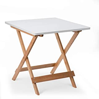 Amazon.es: mesa plegable madera