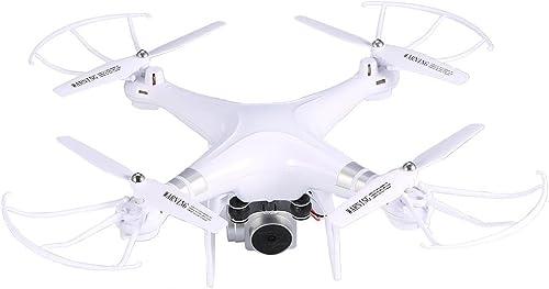 WiFi Quadcopter RC Drone, 2,4 Ghz H  Halten Headless Modus RC Drone Spielzeug Mit 0.3MP HD Kamera(Weiß