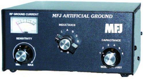 MFJ Enterprises Original MFJ-931 1.8-30 MHz HF Artificial RF Ground.