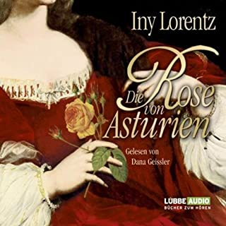 Die Rose von Asturien Titelbild