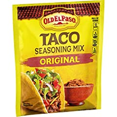 TACO SEASONING: The perfect blend of spices crafted specifically for classic tacos, burritos, enchiladas, and more. MEXICAN STYLE ENTREES: Add your favorite ingredients to make delicious tacos in minutes. QUICK AND EASY: With this great-tasting seaso...