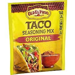 Old El Paso Taco Seasoning Mix, Original, 1 oz