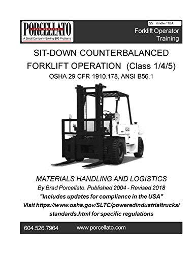 Forklift Operator Training: U.S.A. Edition