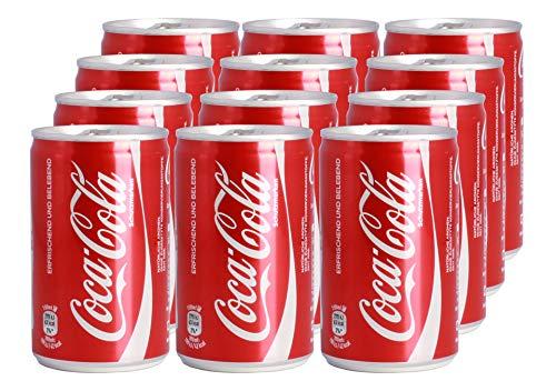 Coca-Cola Mini Cans 12 x 150ml by Coca-Cola