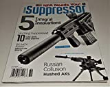 Guns & Ammo Suppressor Magazine Issue 3 2017