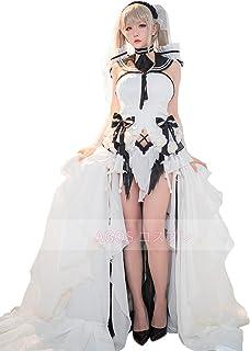 【AGOS】即納 アズールレーン Azur Lane 可畏 フォーミダブル コスプレ衣装 女SMLXL
