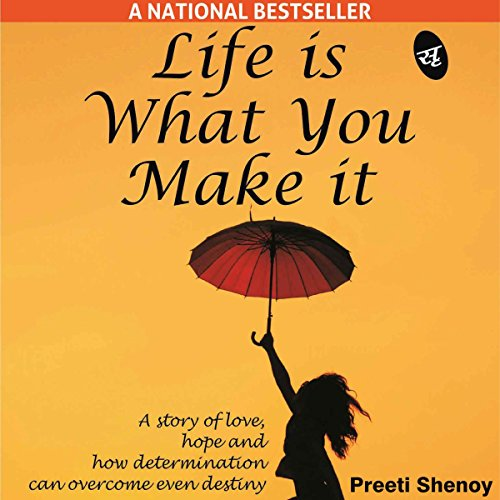 Life Is What You Make It cover art