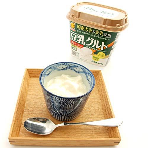 マルサンアイ国産大豆豆乳使用・豆乳グルト400g6パック
