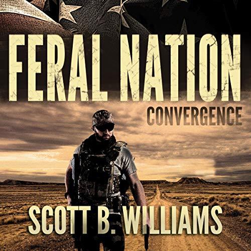 Couverture de Feral Nation