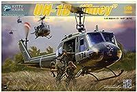 キティホーク 1/48 ベトナム戦争 アメリカ陸軍 UH-1Dヒューイ プラモデル KITKH80154