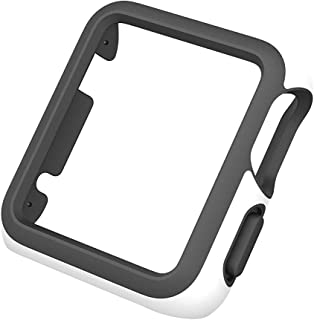 Speck SPK-A4166 CandyShell Fit Case for Apple Watch 42 mm - White, Black