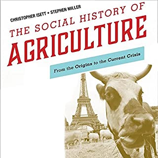The Social History of Agriculture cover art