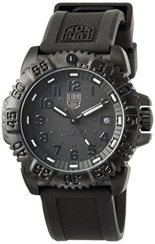 Luminox Reloj analógico para Hombre de Cuarzo con Correa en plástico XS.3051.BO.1