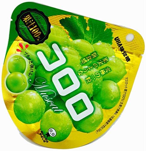 Taste sugar Kororo Muscat 40gX6 bags