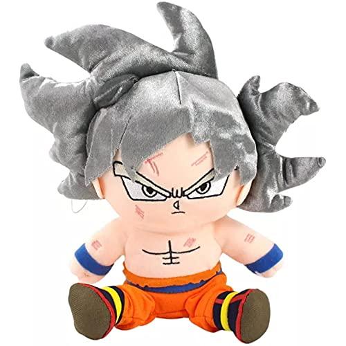 Jpenxv 20cm Dragon Ball Super Energy Goku Game Peluche Juguete Niño Doll Animal Doll Regalo de cumpleaños para niños
