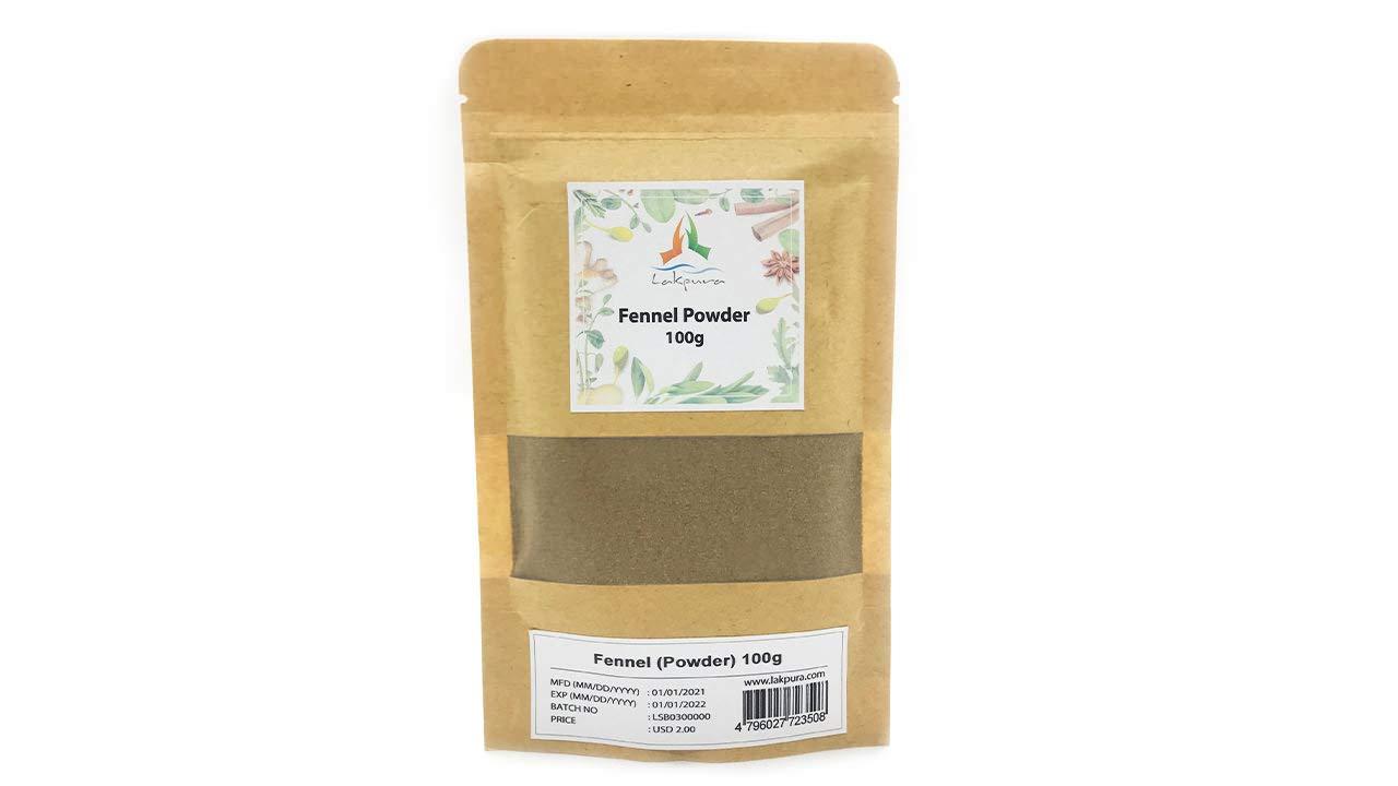 Lakpura Fennel Seeds Powder (100g)