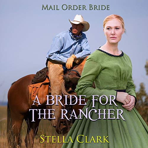 A Bride for the Rancher cover art