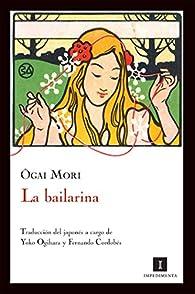 La bailarina par Ogai Mori
