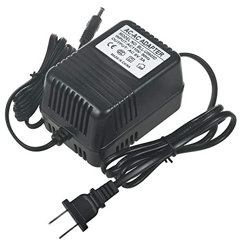 SupplySource 12V AC Adapter for JoeMeek MC2 ThreeQ MC 2 Three Q 3Q Stereo Optical Compressor Joe Meek Pro Channel VC3Q Studio Projects VTB1 Viscount EFX-2 EFX2# AC-1201000BS 12VAC 1A Power Supply
