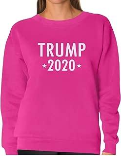 Donald Trump for President 2020 Women Sweatshirt