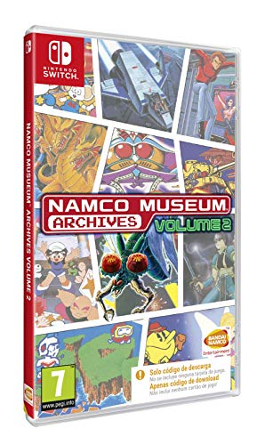 Namco Museum Archives - Volume 2