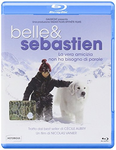 Belle & Sebastien [Blu-ray] [IT Import]
