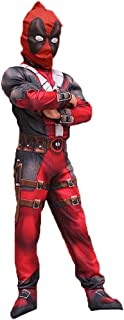 Deluxe Child Boys Costume Cosplay Outfits 3D Style Costumes