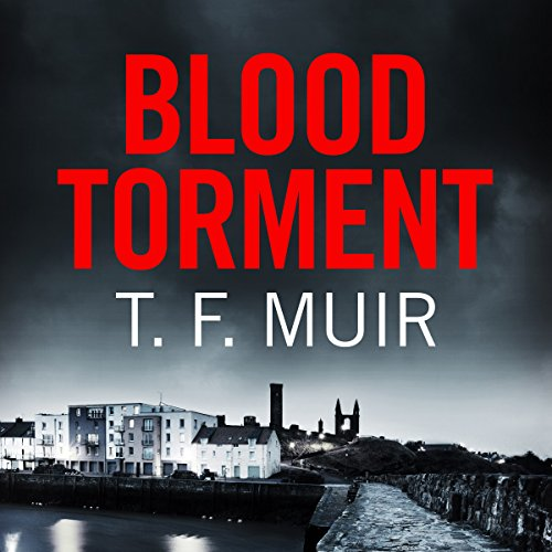 Blood Torment audiobook cover art