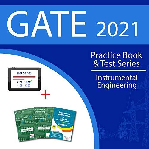GATE Instrumentation Engineering (Practice book + Test Series)