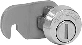 Salsbury Industries 3490 Replacement Lock for 4C Pedestal Mailbox Door with 3 Keys