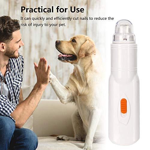 Esmeriladora de uñas para mascotas Eléctrica