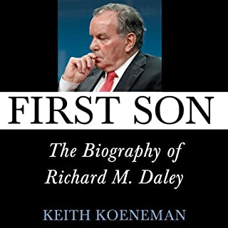 First Son audiobook cover art