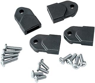 Atdec SD-DM-MTG-BB Hardware Kit with 75x75/100x100mm VESA Support, Black