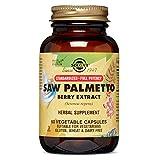 Solgar Sabal Extracto de baya Cápsulas vegetales - Envase de 60