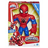 Hasbro Playskool Heroes Mega Mighties Avengers Mega Spider Man, Multicolore, E4147ES0