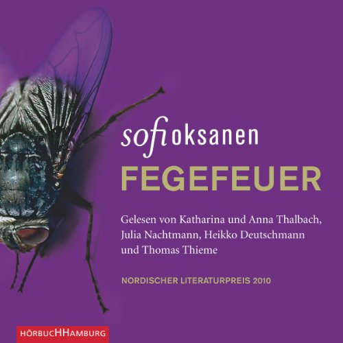 Fegefeuer audiobook cover art