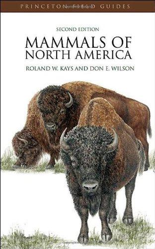 Mammals of North America: Second Edition (Princeton Field...
