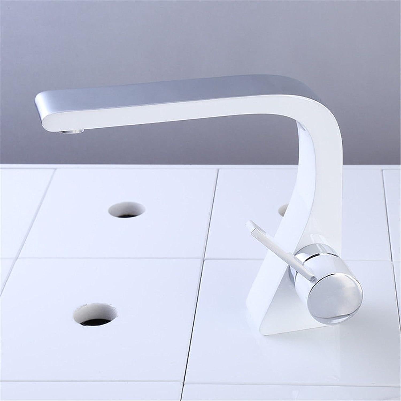 Küchenarmatur Waschtischarmatur Wasserfall Wasserhahn Becken Wasserhahn heien und kalten Sockel Waschbecken Mischbatterie Hause Single-Unit über der Theke Becken schnell ffnende Wasserhahn
