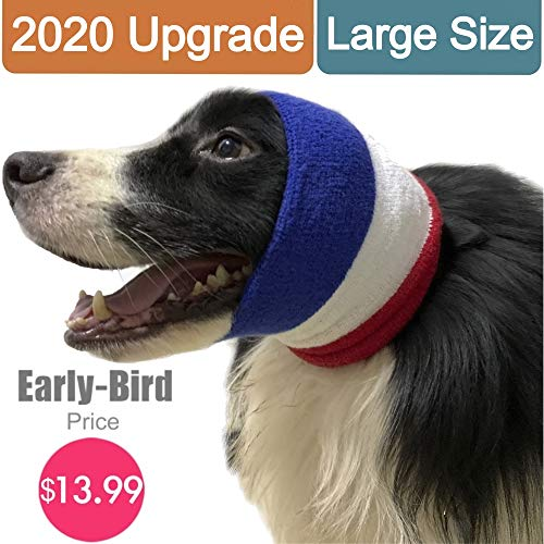 Pet Products Dog Snood for Dog Neck and Ears Warmer, Dog Costume for Comfort and Protect Your Dog, Helps Calm, Provides Anti Anxiety Relief, Suitable for Wearing in Bathing, Beauty