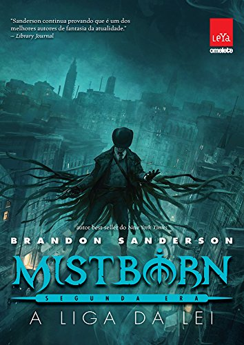 Mistborn Segunda Era - A liga da lei: 1