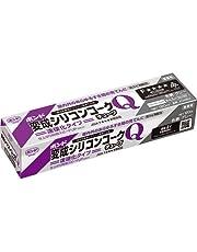 コニシ ボンド 変成シリコンコークQ チューブ 120ml グレー #04953