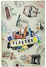Álbum fotografico 10x15 p/ 500 Fotos Viagem