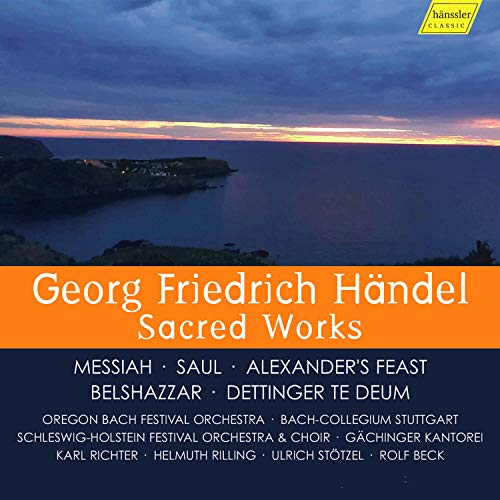 Alexander\'s Feast, HWV 75, Pt. 2 (Excerpts): No. 5, Thais Led the Way